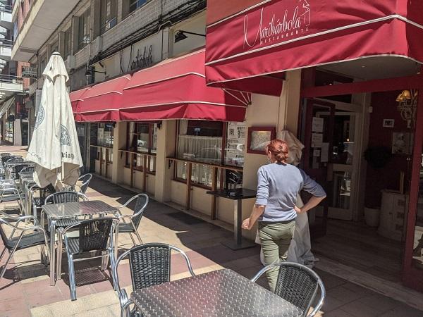Restaurante Valladolid Centro